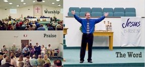 Woodland Baptist Church in Waynesville,NC 28785