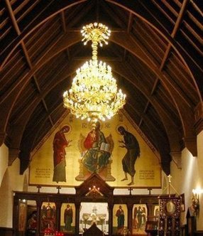 Dormition Of The Mother Of God Church in Burlington,VT 05402-8122