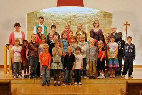 Lutheran Church of the Good Shepherd in North Mankato,MN 56003