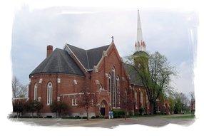 Saint Lorenz Lutheran Church in Frankenmuth,MI 48734