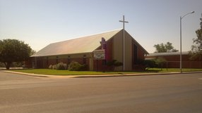 Immanuel Lutheran Church in Clovis,NM 88101