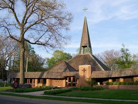 Martin Luther Chapel in East Lansing,MI 48823