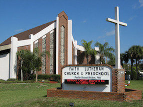 Faith Lutheran Church in Merritt Island,FL 32953
