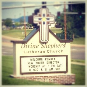 Divine Shepherd Lutheran Church in Omaha,NE 68137