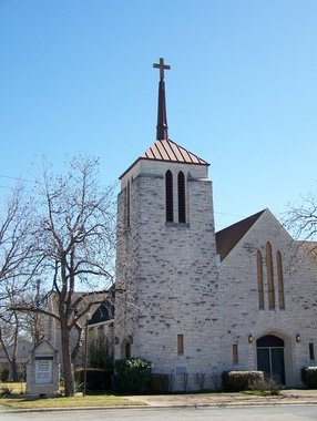 Trinity Lutheran Church in Austin,TX 78756