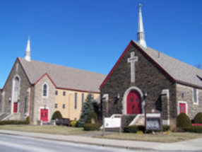 SS Peter & Paul Evangelical Lutheran Church in Sharon,PA 16146