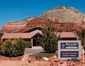 Rock of Ages Lutheran Church in Sedona,AZ 86336