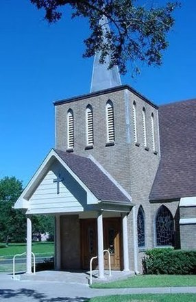 Trinity Lutheran Church in Navasota,TX 77868