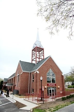 First Evangelical Lutheran Church of Odenton in Odenton,MD 21113