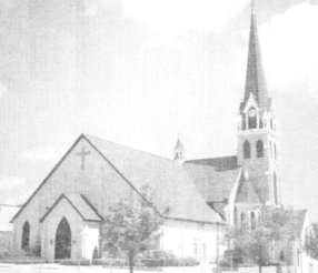 Saint John Lutheran Church in Plymouth,WI 53073