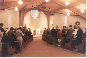 Saint Michael Lutheran Church in Portage,MI 49024
