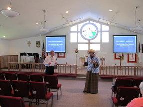 Christ Our Redeemer Luth Church
