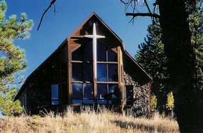 Shepherd Of The Rockies Lutheran Church in Bailey,CO 80421