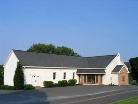 Gehman Mennonite Church in Reinholds,PA 17569