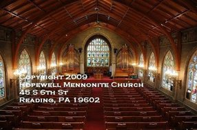 Hopewell Mennonite Church in Reading,PA 19602
