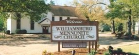 Williamsburg Mennonite Church in Williamsburg,VA 23188