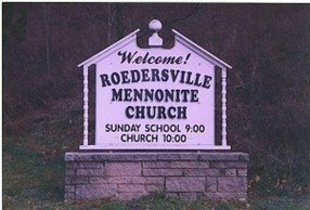 Roedersville Mennonite Church
