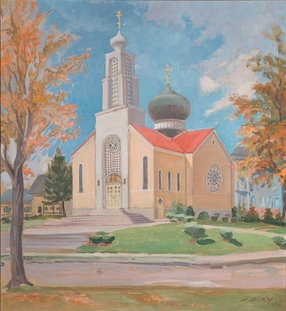 SS. Peter and Paul Church in Meriden,CT 06450