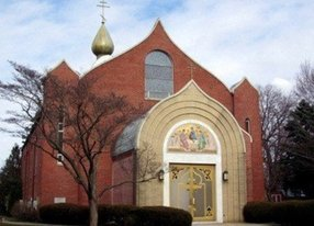 Holy Trinity Orthodox Church in East Meadow,NY 11554