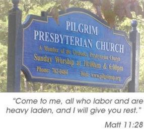 Pilgrim Orthodox Presbyterian Church