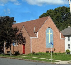 Grace Orthodox Presbyterian Church in Hamilton,NJ 8610.0