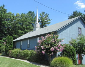 Garst Mill Orthodox Presbyterian Church