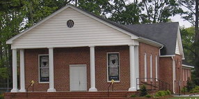 Andrews Presbyterian Church in Andrews,SC 29510