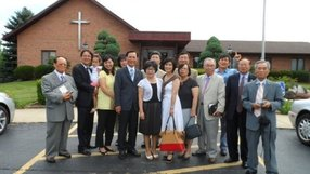 Highland Korean Presbyterian Church in Vernon Hills,IL 60061