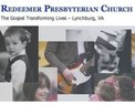 Redeemer Presbyterian Church in Lynchburg,VA 24503