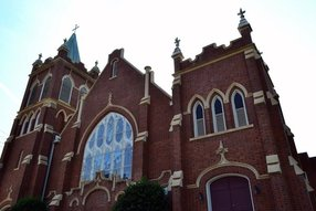 Second Presbyterian Church in Greenville,SC