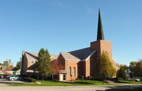 Central Reformed Church in Oskaloosa,IA 52577