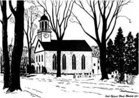 Rhinebeck Reformed Church in Rhinebeck,NY 12572