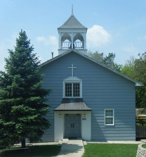 Winnebago Reformed Church in Winnebago, Nebraska,NE 68071