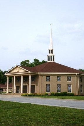 Arial Baptist Church in Easley,SC 29640