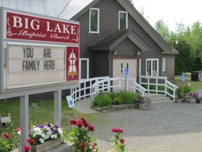 Big Lake Baptist Church in Big Lake,AK 99652