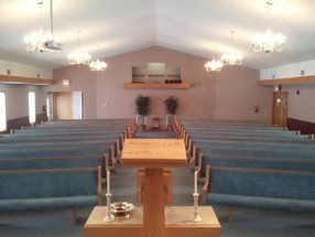 Bluffton Baptist Church in Bluffton,OH 45817