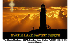 Myrtle Lake Baptist Church in Land O Lakes,FL 34639