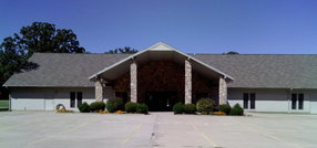Calvary Baptist Church in Tishomingo,OK 73460