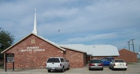 Veribest Baptist Church in Veribest,TX 76886