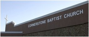 Cornerstone Baptist Church in Dallas,TX 75215
