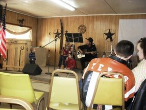 Lost Sheep Ministry 's Heart of a Cowboy Church