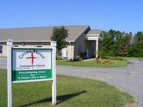 Cross Road Community Church in East Palatka,FL 32131