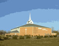Dunkirk Baptist Church in Dunkirk,MD 20754