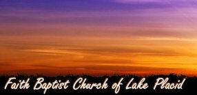 Faith Baptist Church in Lake Placid,FL 33852