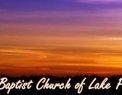 Faith Baptist Church in Lake Placid,FL 33852