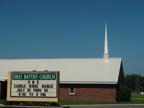 First Baptist Church in Douglass,KS 67039