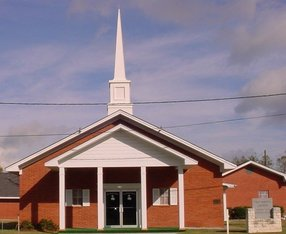 First Baptist Church in Goodrich,TX 77335