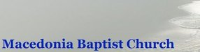 Macedonia Baptist Church in Oxford,GA 30054