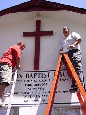 Halcyon Baptist Church