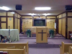 West Kentucky Baptist Church in Midland,TX 79701